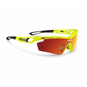 Lunettes RUDY Project TRALYX-SX-MULTILASER ORANGE-YELLOW FLUO GLOSS