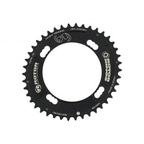 Plateau Rotor VTT Q-Ring 42 2x9/10/11 ext entraxe 120 mm x 4 pour Sram entraxe 120/80