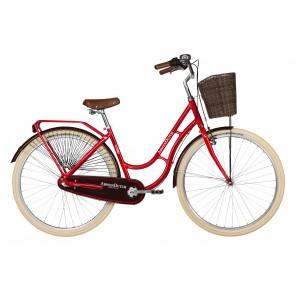 Vélo de ville KELLYS Arwen Dutch Rouge