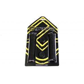 Poignées Gravity Lock on noir