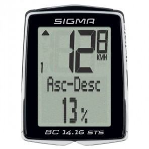 Compteur Sigma BC 14.16 STS Cadence