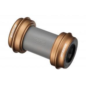 Boitier de pédalier FSA PF30 M/Exo Adapter ROAD Pour Axe de 24mm Compatible Di2