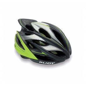 Casque Rudy Project WINDMAX  GRAPHITE-LIME FLUO MATTE S/M
