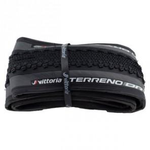 Pneu Vittoria Terreno Dry TNT G+ Nylon 120 TPI 33-622 / 700x33c