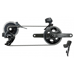 Groupe Complet SRAM FORCE ETAP AXS DISC 2x12v 48/35 172,5 10/28